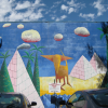 Thumbnail image for Wade in the Water Mural ~ 1308 28th St