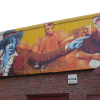 Thumbnail image for Dimple Records Mural ~ 16th & Broadway