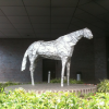 Thumbnail image for Butterfield Horse ~ 5th and J