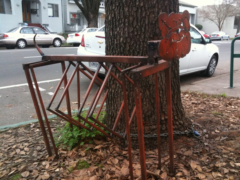 Post image for ArtTake: Arty Bike Racks