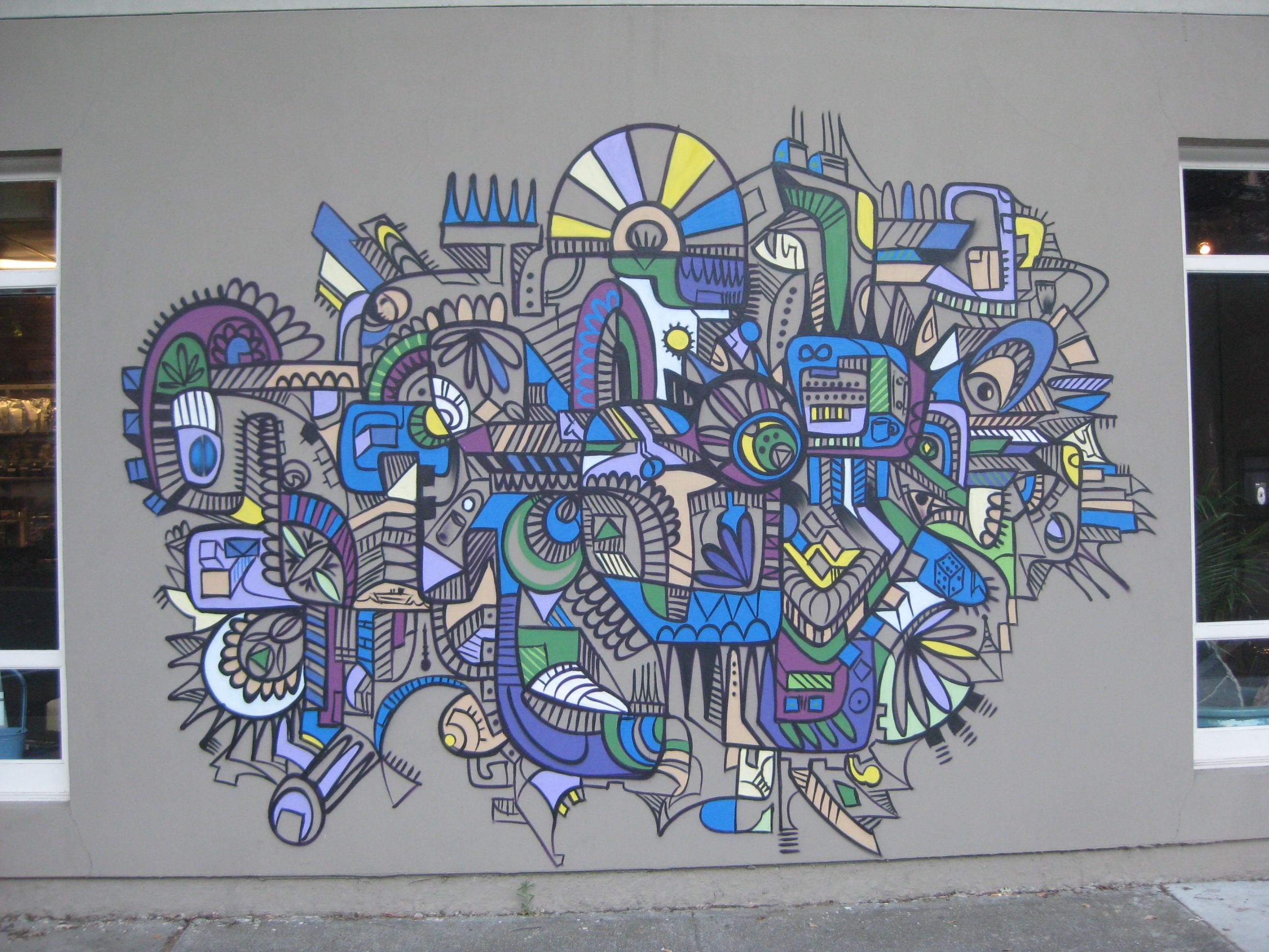 Post image for Shine Mural ~ 14th & E