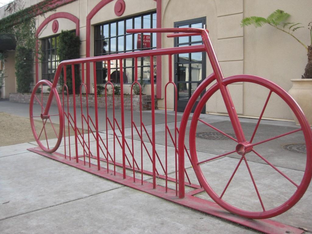 Post image for Arttake: Arty Bike Racks, Part 3